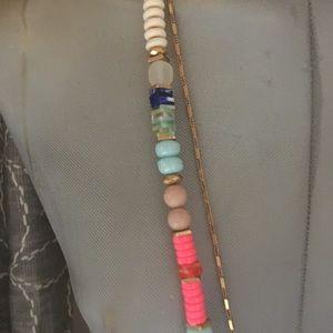 Stella & Dot Jewelry - Stella Dot double necklace New